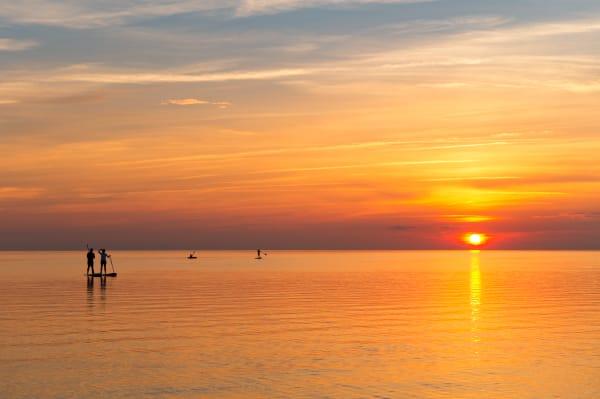 Pro Photo Va Rodanthe Sound Sunset 1 Photography Art | Professional Photography of VA LLC