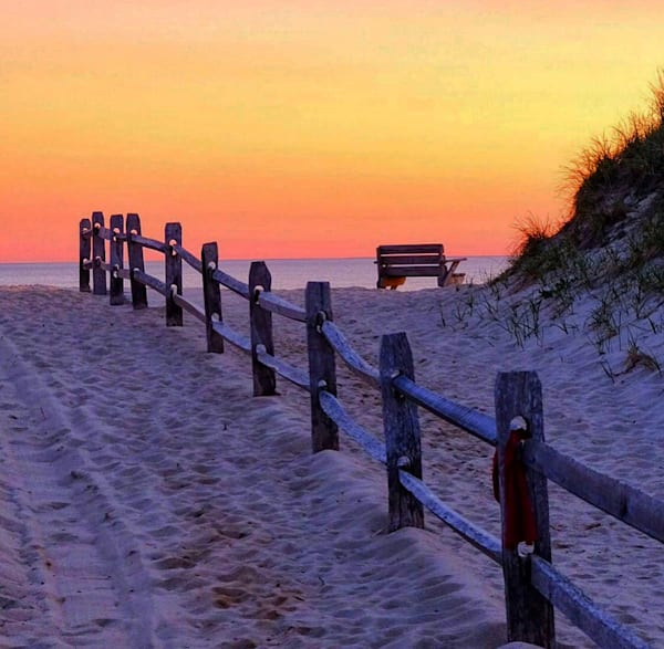 Corn Hill Beach Truro, Ma Photography Art | The Colors of Chatham