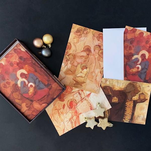 J Kirk Richards Boxed Christmas Greeting Cards | Cornerstone Art