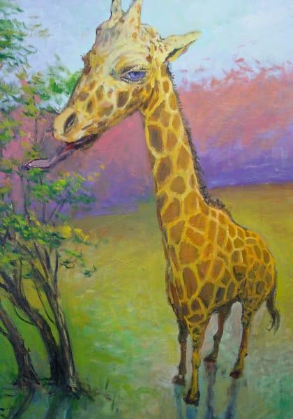 Giraffe Art   Mid-AtlanticArtists.com