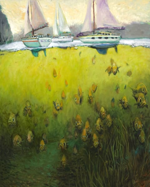 Underbay Art   Mid-AtlanticArtists.com