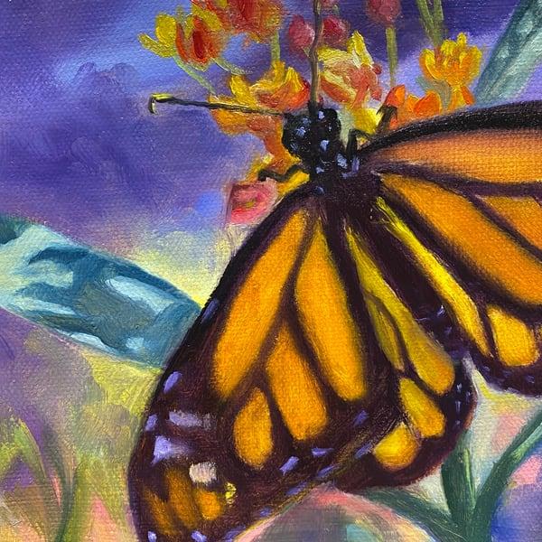 Magnigicent Monarch