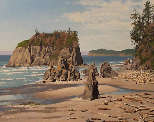 Ruby Beach Art | Fountainhead Gallery