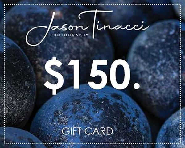 $150 Gift Card | Jason Tinacci Photography