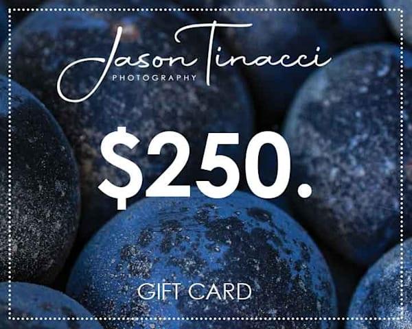 $250 Gift Card | Jason Tinacci Photography