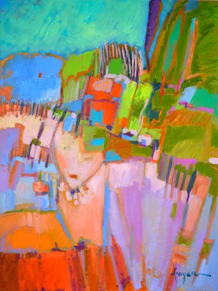 Goddess Rising  Art | Dorothy Fagan Joy's Garden