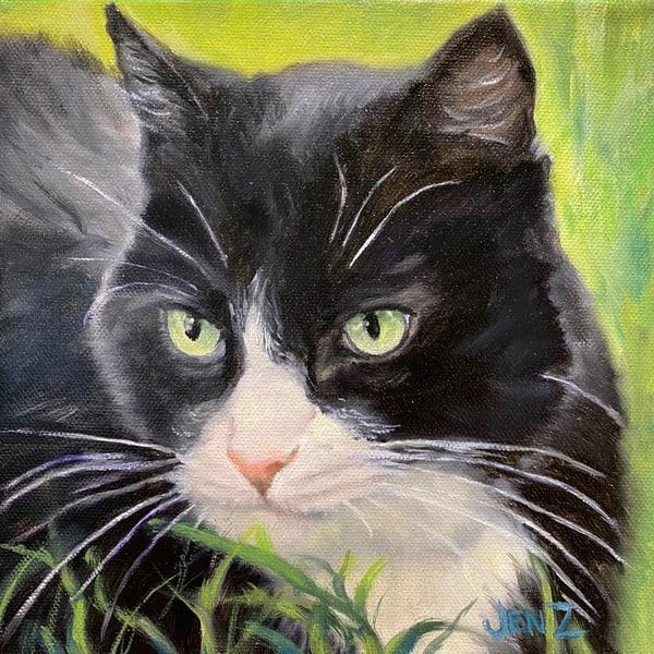 Lola Art | Jennifer Zardavets Art