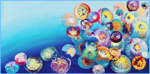 Bouncing Balloons Art | Kimberlykort