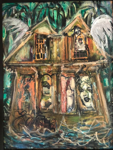 Ark Of The Bywater Art | New Orleans Art Center