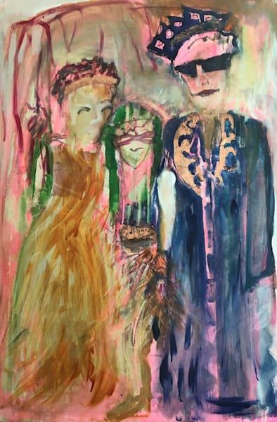 Carnival Three Art | New Orleans Art Center