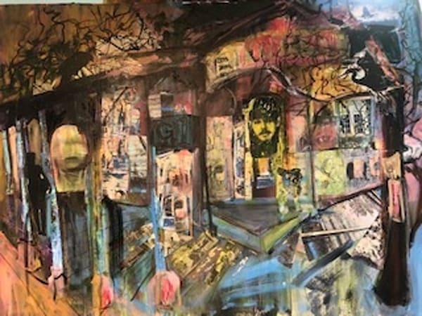 Clubby The Tracks Art | New Orleans Art Center