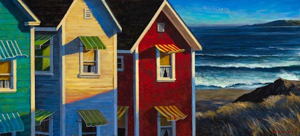 Landscapes & Ocean Series