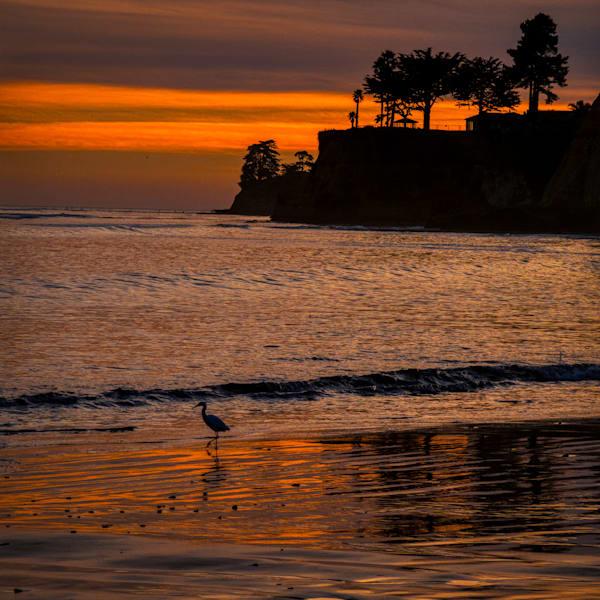Capitola Beach Sunset 2 Photography Art   FocusPro Services, Inc.