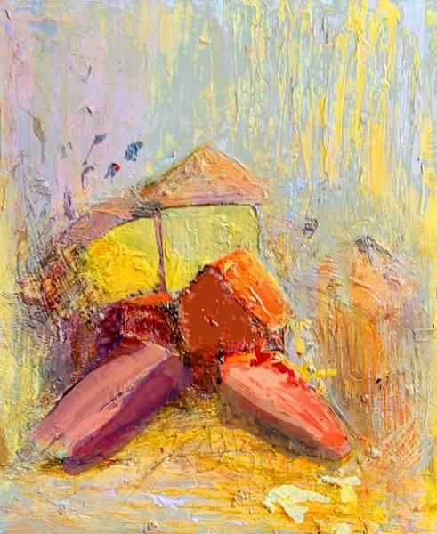 Summer Garden Art   Carla Dreams