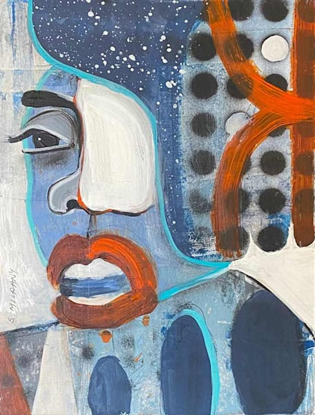The Storyteller Art | Fountainhead Gallery