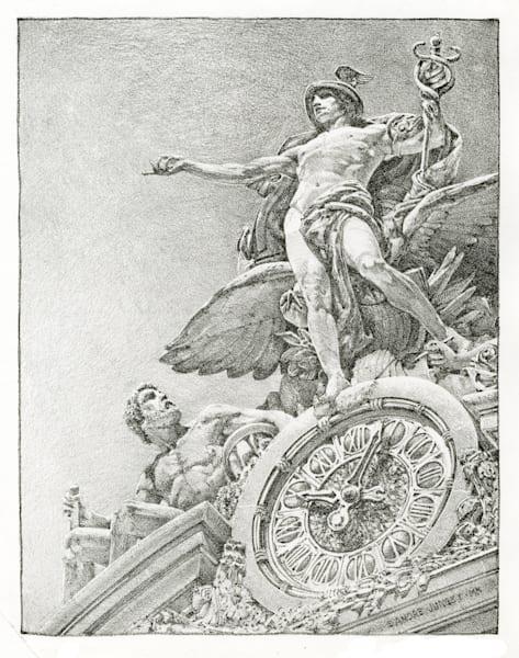 Transportation  Art   Andre Junget Illustration LLC
