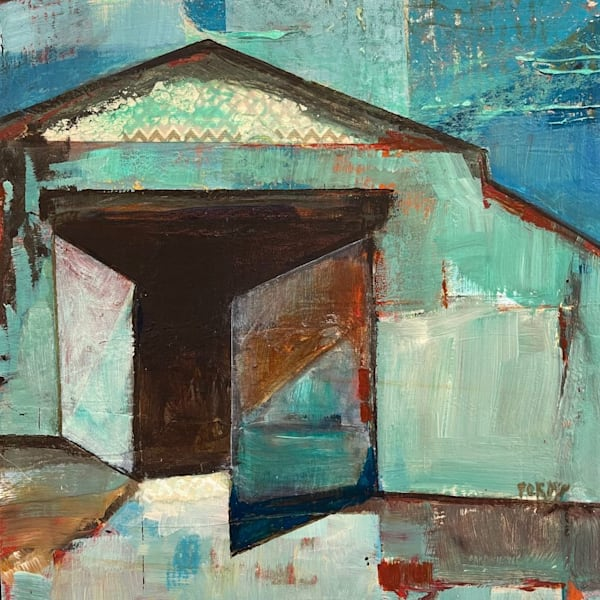 Into The Barn Art   PoroyArt