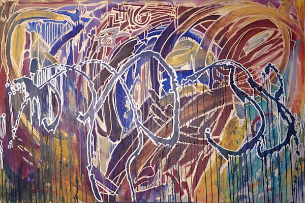 Crayons Art | Justin Hammer Art