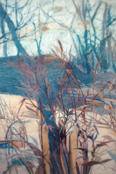 Winter Solstice Art Print Art | Dorothy Fagan Joy's Garden