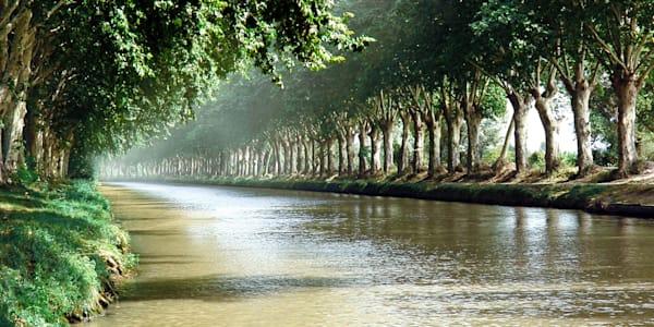 Canal Du Midi Photography Art | FocusPro Services, Inc.