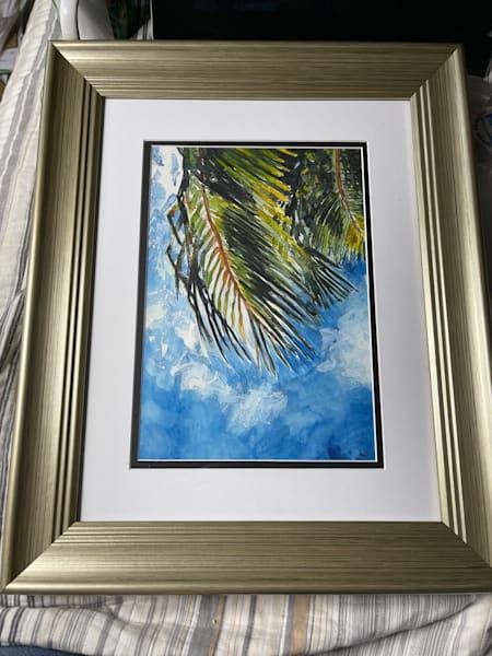 Palm Art | Water+Ink Studios