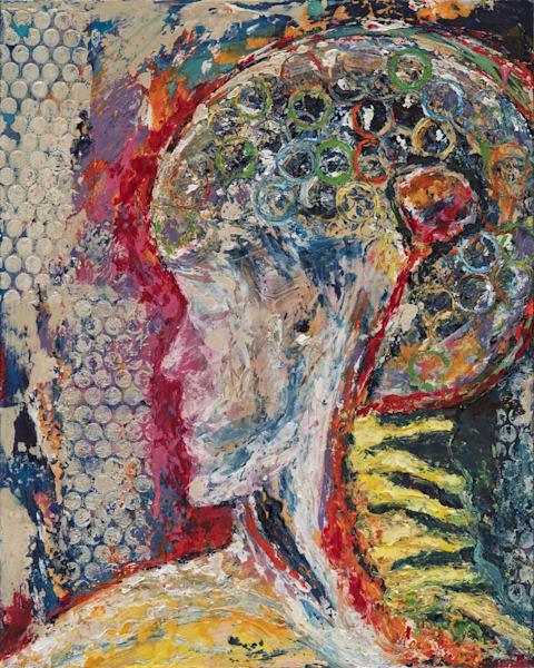 Healed Mind; Healed Brain Art | glimpsesofglory