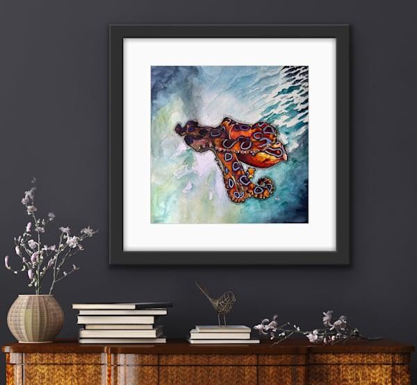 Basking In The Light Art | Water+Ink Studios