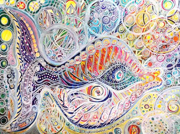 Busy Blowing Bubbles Art | Cynthia Christensen Art
