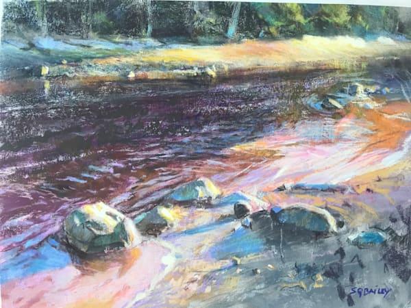 Shallow River Art | Full Fathom Five Gallery