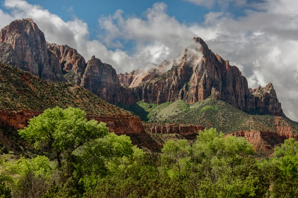 Watchman In The Clouds Photography Art | Kendall Photography & Fine Art