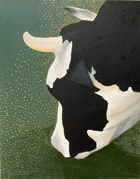 La Jolie Vache Vii Art | David R. Prentice
