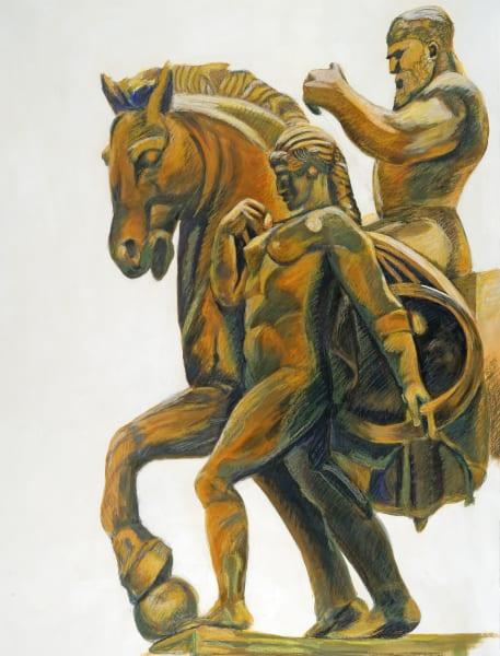 Memorial Brige Bronze Art | Joan Bixler Art