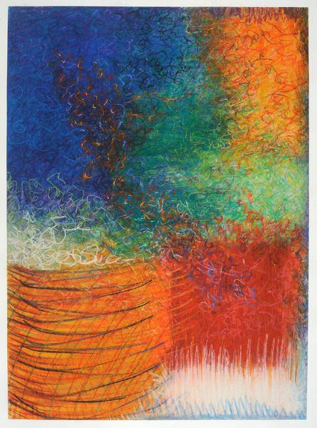 Square Color Art | Joan Bixler Art