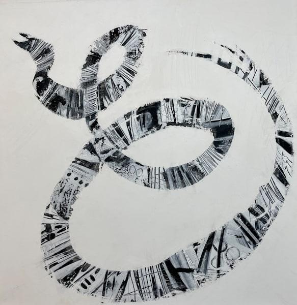 Batik Black Art   Joan Bixler Art