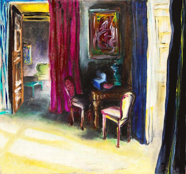 To The den   Abstract Art   JD Shultz Art
