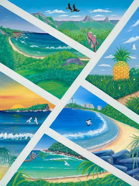 Windows of the Sunshine Coast