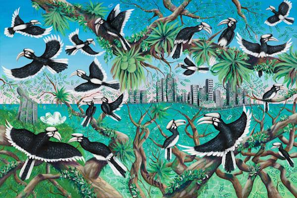 Return of the Hornbills