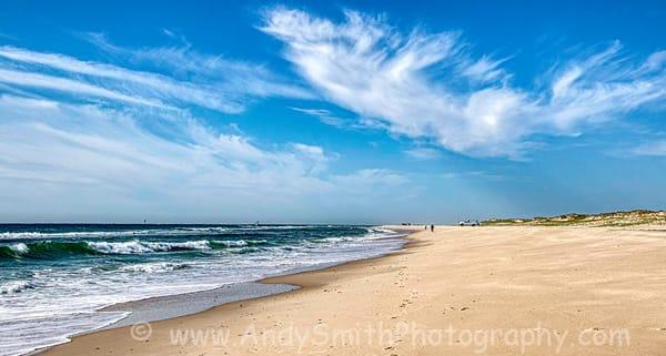 Beach View at Island Beach State Park