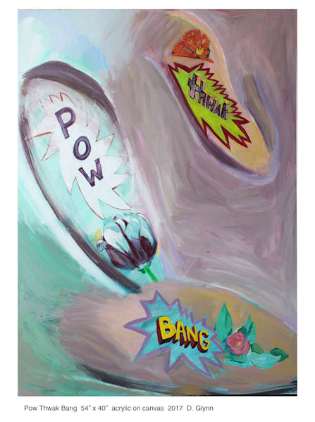 Pow Thwak Bang  Painting  Art   Not specified