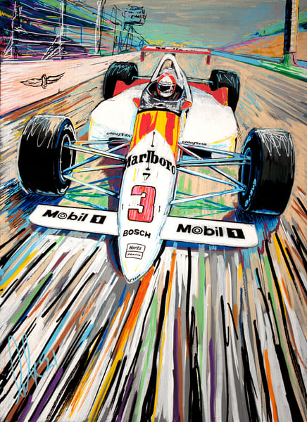 Rocket Rick '91  Art | Motorart 27