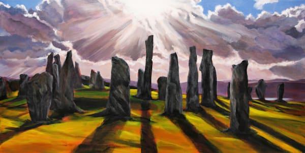 Myths And Legends Art   Lesley McVicar Art
