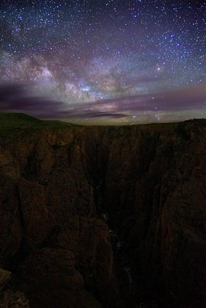 Night In The Black Photography Art | Nicholas Jensen Photography