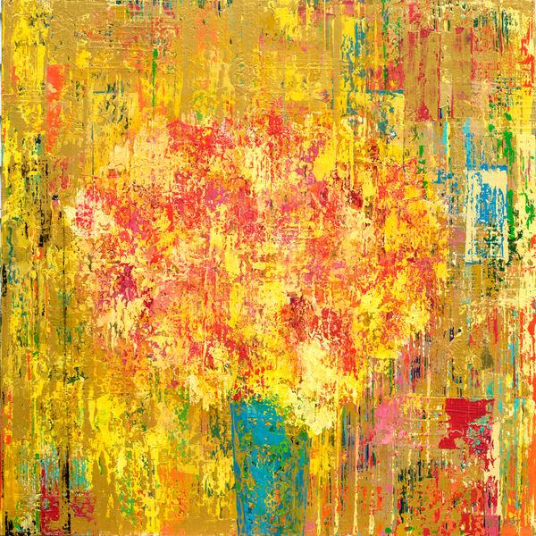 Fleurs Fraiches  Art   benbonart