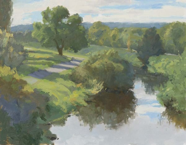 Sammamish River Trail Art | Fountainhead Gallery