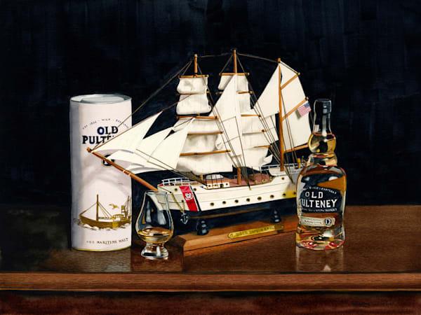 Set Sail Art   Gary Curtis Watercolors