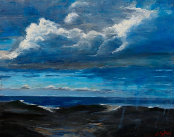 From Out Of The Clouds Art   Jamie Lightfoot, Artist