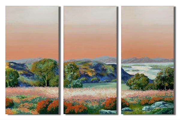 With Grace, She Rises   Original Oil Painting Art   Tessa Nicole Art