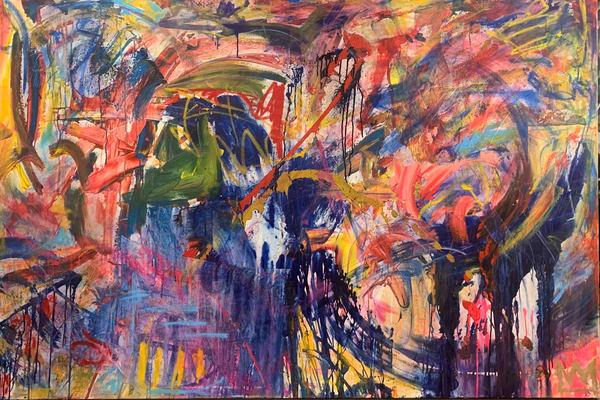 Round 2 Art | Justin Hammer Art