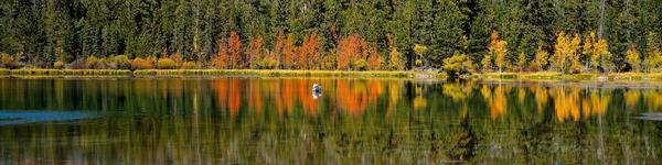 Duck Creek Fly Fisherman Photography Art | Craig Primas Photography
