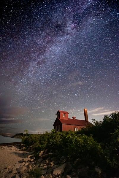 Northern Michigan Night Skies